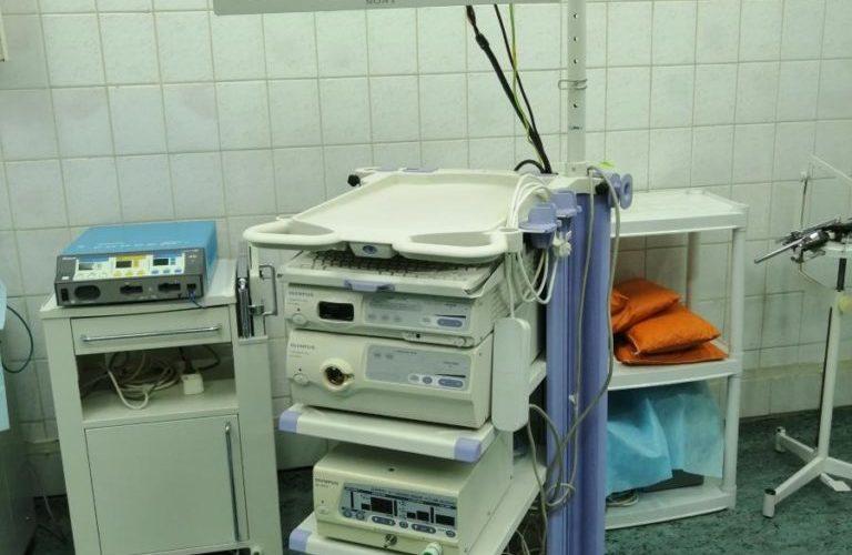 У Чернігівському онкодиспансері знову оновлення обладнання